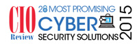 Top 20 Cyber Security Solutions - 2015