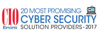 Top 20 Cyber Security Solution Providers - 2017