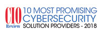 10 Most Promising Cybersecurity Solution Providers - 2018